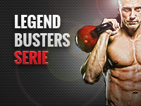 Legend Busters Serie
