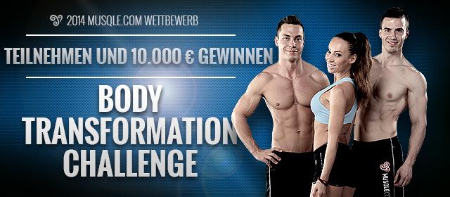 Body Challenge Erfahrungen